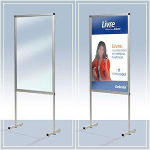 Display de ps cristal